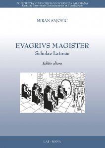 Copertina di 'Evagrius Magister. Scholae Latinae'