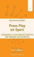Press play on sport - Massimiliano Rubbi