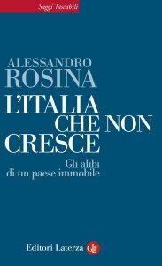 Copertina di 'L'Italia che non cresce'