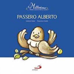 Copertina di 'Passero Alberto'