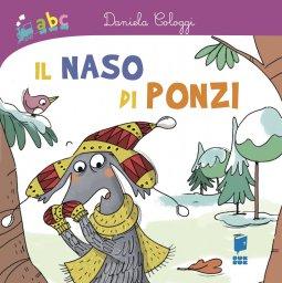 Copertina di 'Naso di Ponzi. (Il)'