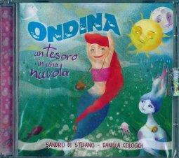Copertina di 'Ondina. Un tesoro in una nuvola'