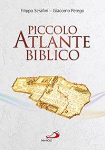 Copertina di 'Piccolo atlante biblico'