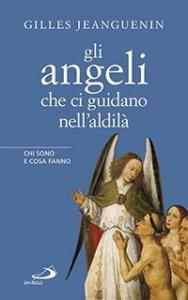 Copertina di 'Gli angeli che ci guidano nell'aldilà'