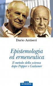 Copertina di 'Epistemologia ed ermeneutica'
