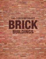 100 contemporary brick buildings. Ediz. italiana, spagnola e portoghese - Jodidio Philip