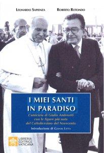 Copertina di 'I miei santi in paradiso'