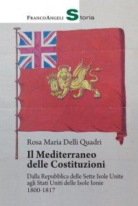 Copertina di 'Il Mediterraneo delle Costituzioni'