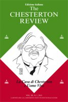 The Chesterton Review 2013