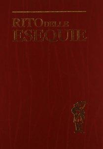 Copertina di 'Rito delle esequie (Ed. Maggiore)'