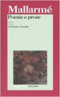 Poesie e prose. Testo francese a fronte - Mallarmé Stéphane