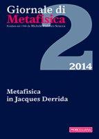 Giornale di metafisica. 1/2014