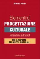 Elementi di progettazione culturale - Monica Amari