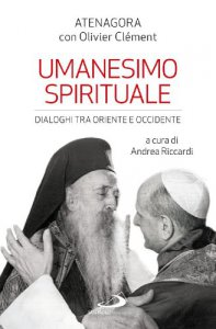 Copertina di 'Umanesimo spirituale'
