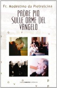 Copertina di 'Padre Pio sulle orme del vangelo'
