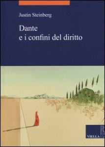 Copertina di 'Dante e i confini del diritto'