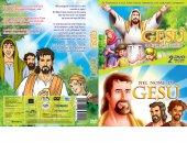 Immagine di 'Gesù. Un Regno senza confini - Nel nome di Gesù (cofanetto 2 dvd)'