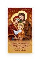 """Benedizione della famiglia """"Sacra Famiglia"""" (10 pezzi)"""