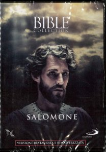 Copertina di 'Salomone - The Bible Collection'