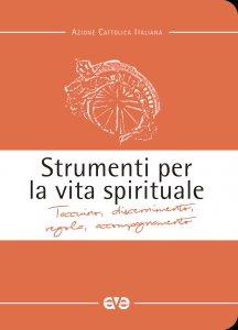 Copertina di 'Strumenti per la vita spirituale'