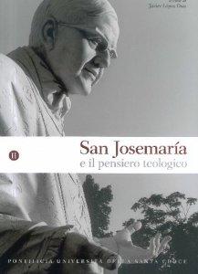 Copertina di 'San Josemaria e il pensiero teologico'