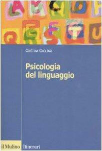 Copertina di 'Psicologia del linguaggio'
