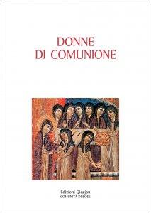 Copertina di 'Donne di comunione'