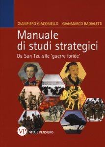 Copertina di 'Manuale di studi strategici'