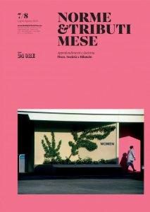 Copertina di 'NORME&TRIBUTI MESE 07-08/2020'