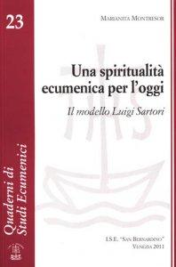Copertina di 'Una spiritualità ecumenica per l'oggi'