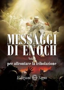Copertina di 'Messaggi di Enoch. Volume 5'