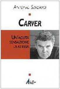 Copertina di 'Carver. Un'acuta sensazione di attesa'
