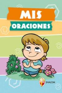 Copertina di 'Mis oraciones'