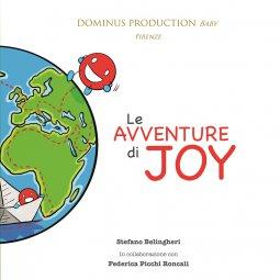 Copertina di 'Le avventure di Joy'