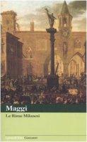 Rime milanesi - Maggi Carlo M.