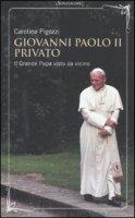 Giovanni Paolo II privato - Pigozzi Caroline