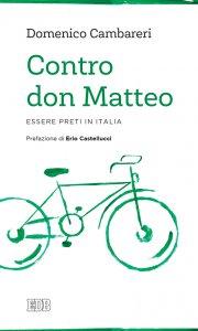 Copertina di 'Contro don Matteo'