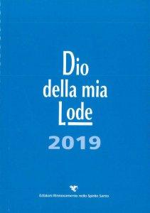 Copertina di 'Dio della mia Lode 2019 - Libro canti tascabile'