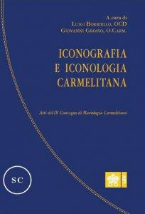 Copertina di 'Iconografia e iconologia carmelitana'
