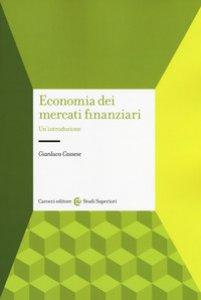 Copertina di 'Economia dei mercati finanziari. Un'introduzione'