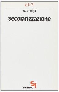 Copertina di 'Secolarizzazione (gdt 071)'
