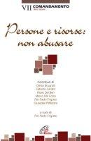 Persone e risorse: non abusare