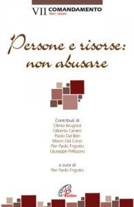 Copertina di 'Persone e risorse: non abusare'