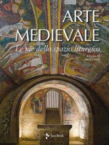 Copertina di 'Arte medievale'