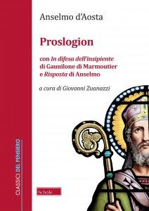 Copertina di 'Proslogion'