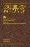 Enchiridion Vaticanum. 23