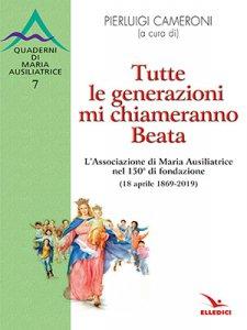 Copertina di 'Tutte le generazioni mi chiameranno beata'