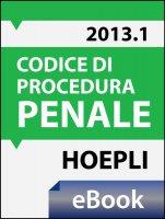 Codice di procedura penale 2013