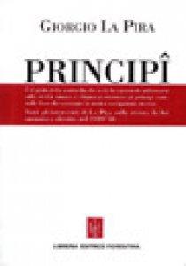 Copertina di 'Principi'