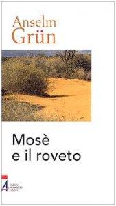 Copertina di 'Mosè e il roveto. Immagini bibliche di trasformazione'